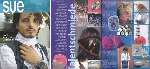 SUE magazine 04 I 2007