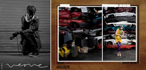 Verve magazine for fashion & art 07 I 2008
