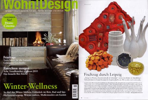 Wohn!Design 01 I 2010